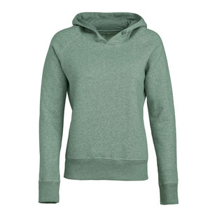 Dames hoodie medium fit 85 organic katoen digitransfer.be